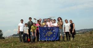 V letošnji akciji je sodelovalo 14 prostovoljcev.