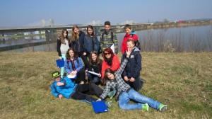 Naravoslovni dan Osnovna šola Breg. foto: Dominik Bombek