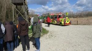 TD Podgorci obiskalo NR Ormoške lagune. foto: Dominik Bombek