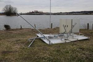 Kontrola in ureditev gnezdišč na Ptujskem jezeru pred gnezditveno sezonostartclose